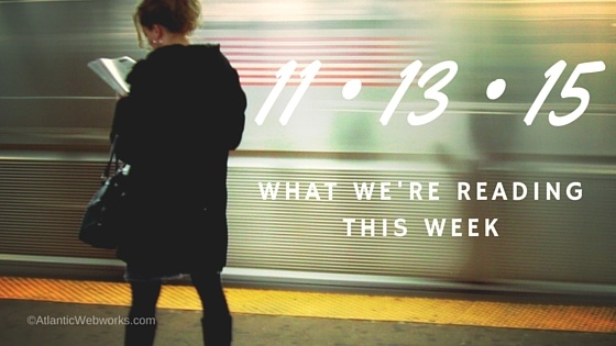 The best articles that we read this week!