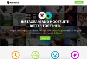 Instagram now works with Hootsuite!