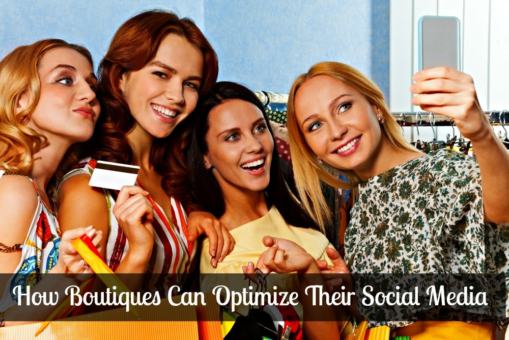 how boutiques can use social media
