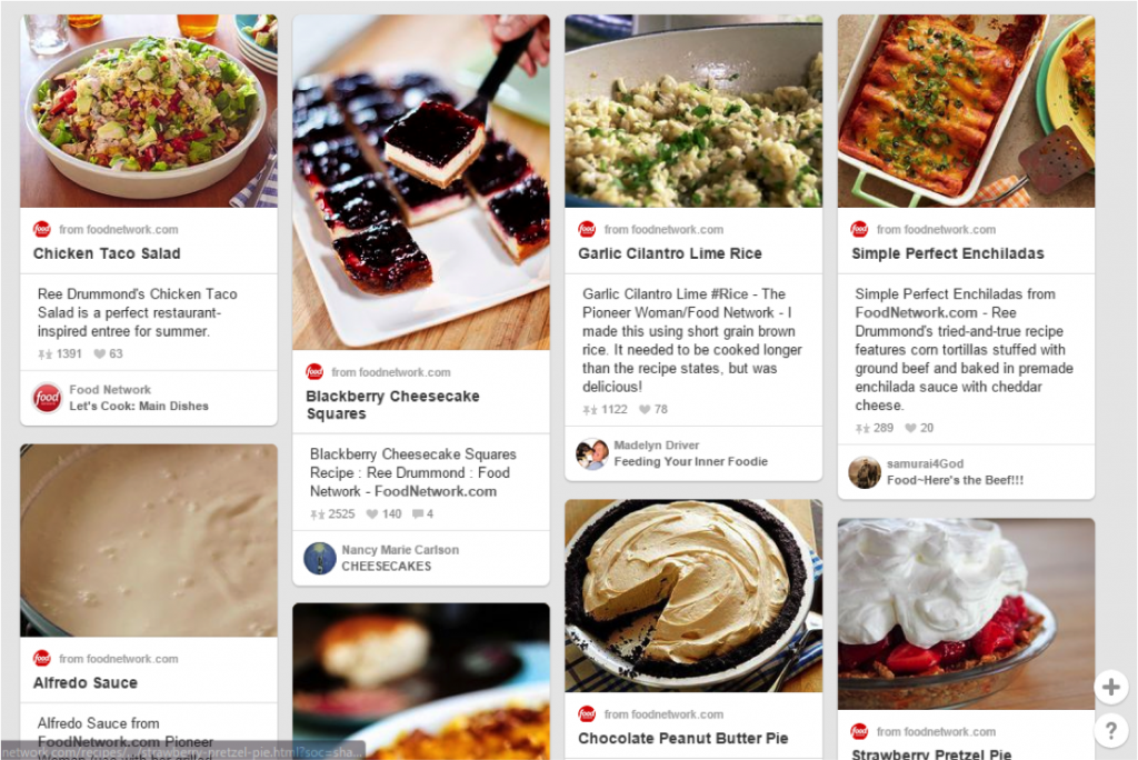 Always use your best images in your pinterest posts.