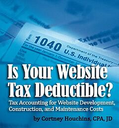 website-tax-deductible
