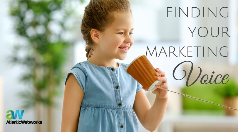How Do You Find Your Marketing Voice?
