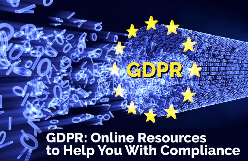 GDPR: Online Resources