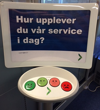 No Translation Needed: Simple Customer Feedback, Swedish Style