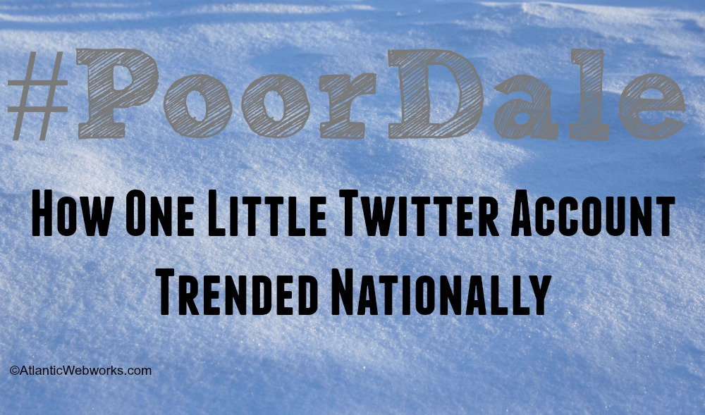 Think You Need to Be a Big Brand to Trend Nationally?