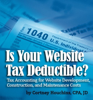 Is Your Website Tax Deductible?